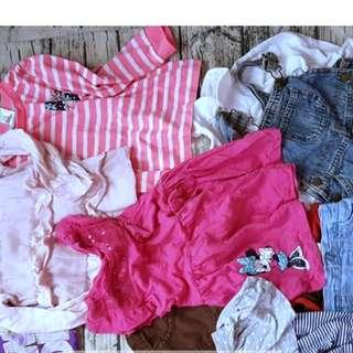 Bundle/bale Children Cotton Rummage (CCR) Gred B