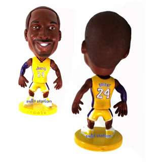 NBA KOBE BRYANT BASKETBALL PLAYER TOY FIGURE