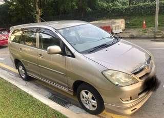 Innova 2006 Auto