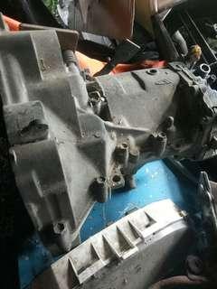 Gearbox kancil 5 speed