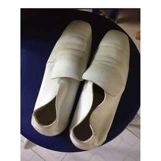 Whites Shoes (Dack's)