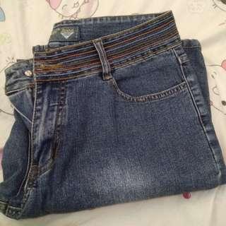 Bootleg Pants