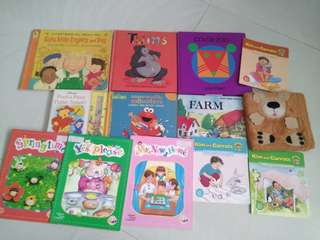 Children Story Books  for young children 13 books