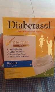 Susu diabetasol 1 kg