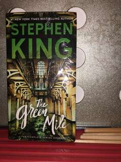 Novel Stephen King (The Green Mile)