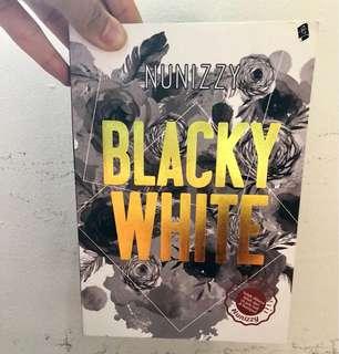 Wattpad Novel Blacky Whitev
