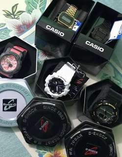 Selling Baby G watches! 💕 (OEM)  super affordable!!