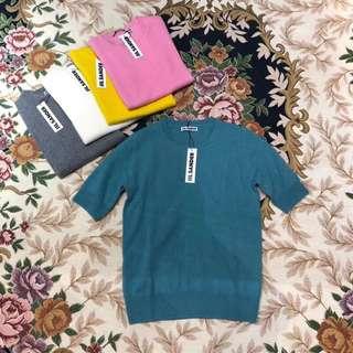 BN authentic Jil Sander cashmere top