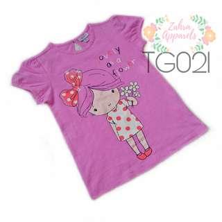 2-3 YEARS trendy shirt baju budak girl
