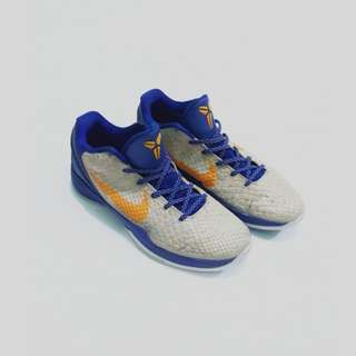 NIKE Zoom Kobe VI Basketball
