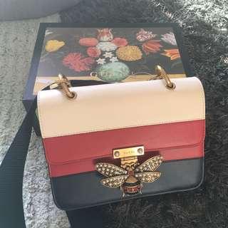 Gucci Queen Margaret small shoulder bag replicas