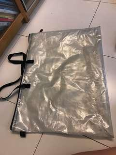 A2 art bag