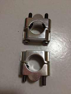 DRZ bar clamp