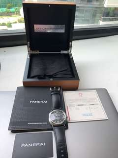 PANERAI Radiomir Black Seal Men's Watch for sale