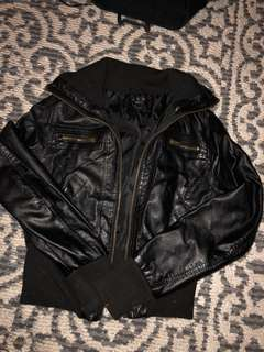 Urban planet leather jacket