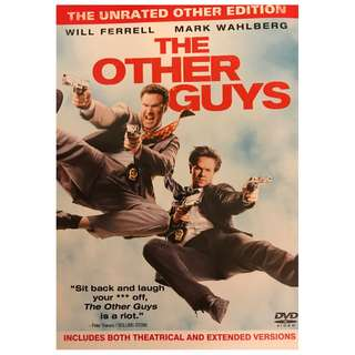 DVD - THE OTHER GUYS