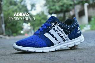 Ready Adidas Adizero knit 2.0