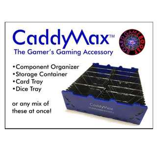 CaddyMAX component organiser for Board Games (NEW)- HOT ITEM