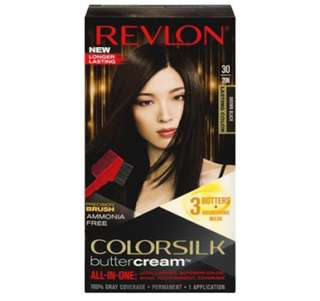 Revlon Colorsilk Buttercream All-In-One Hair dye