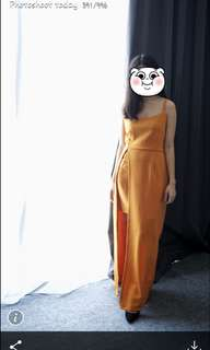 Dress maron