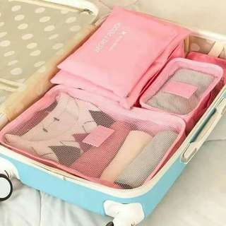 Travelling Luggage bag organizer