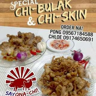 Chibulak & Chicken Skin