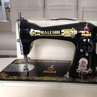 Raleigh sewing machine