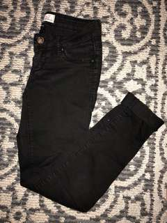 Garage black jeans/jeggings