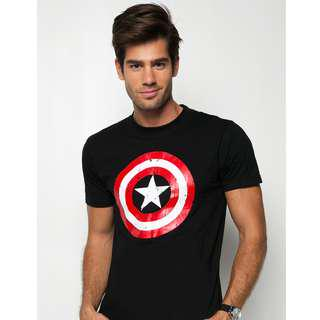 Captain America Shield shirt