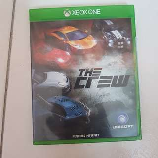 Xbox One Game The crew