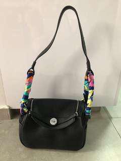 Hermes lindy look alike handbag