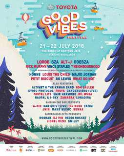 Good Vibes Festival 2-Day Pass