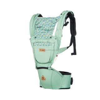 WILLBABY BABY CARRIER WITH HIP SEAT