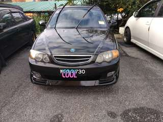 Kia spectra auto 06