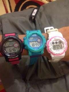 Jam tangan murah dapet 3