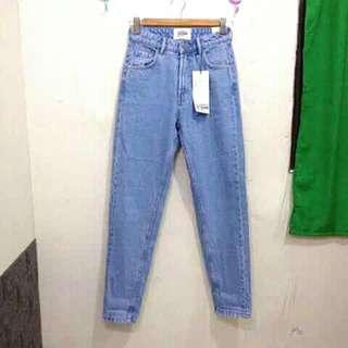 Zara hw mom jeans