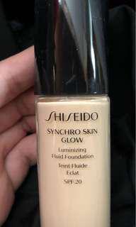 Shiseido fluid foundation Neutral 2