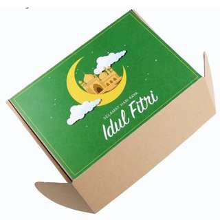 Kotak Hampers Lebaran Idul Fitri