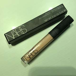 NARS concealer - used once - stick still very clean