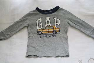 🚚 Gap top