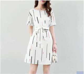 Pretty dress for casual and formal wear