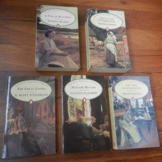 Penguin Popular Classics