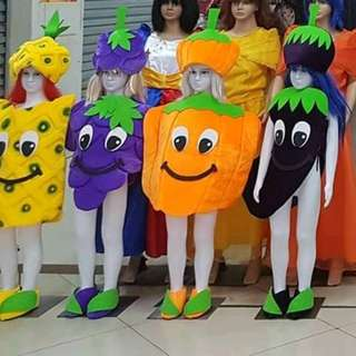 FRUITS VEGETABLE COSTUME
