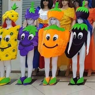 FRUITS VEGETABLE COSTUME