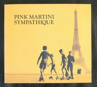 "CD: Pink Martini ""Sympathique"""