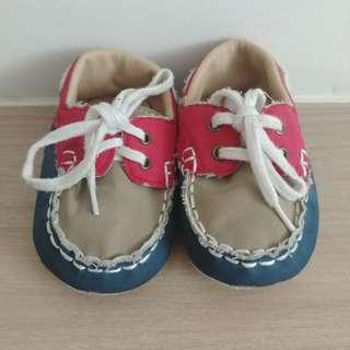 Meet My Feet Non-slip Baby Shoes