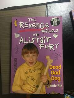 Revenge files of Alistair fury