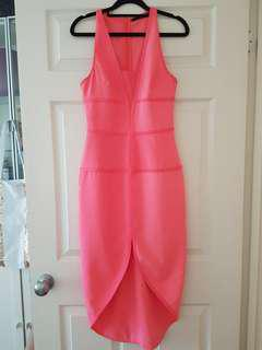 Seduce Pink Dress Size 8