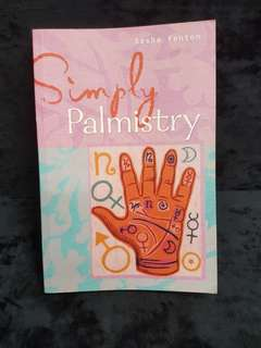 Simple book of palmistry