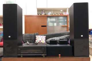 Harman Kardon /JBL home theatre  System ( Good Brand and mint condition)